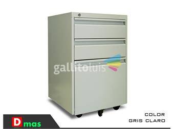 http://www.gallito.com.uy/cajonera-metalica-movil-con-3-cajones-y-cerradura-d-diversos-12378248