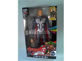 https://www.gallito.com.uy/super-heroes-thor-capitan-america-iron-man-21-cms-productos-17807184