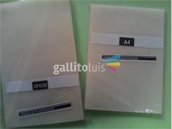 https://www.gallito.com.uy/lote-de-46-laminas-para-plastificado-a4-y-46-de-oficio-productos-18337462