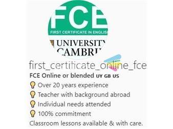 https://www.gallito.com.uy/fce-preparacion-examen-first-certificate-in-english-servicios-19089058