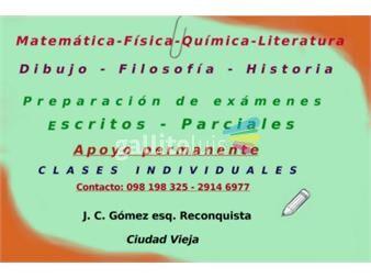https://www.gallito.com.uy/matematica-literatura-dibujo-fisica-quimica-servicios-16609795