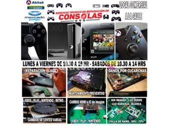 https://www.gallito.com.uy/consolas-reparacion-playstation-xbox360-xbox-one-play-3-cons-servicios-19344240