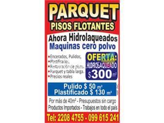 https://www.gallito.com.uy/parquet-pisos-flotantes-hidrolaqueados-maquinas-cero-polvo-productos-18600621