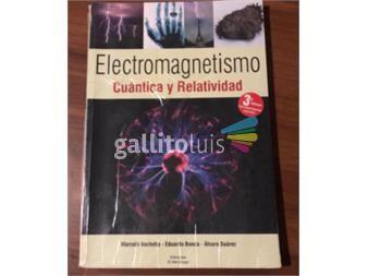 """https://www.gallito.com.uy/libro-de-fisica-""""electromagnetismo-cuantica-y-relatividad""""-productos-19827068"""