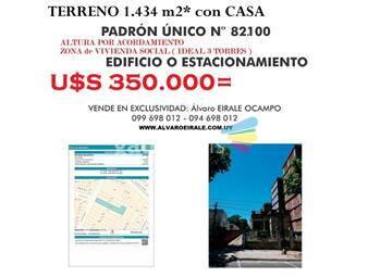 https://www.gallito.com.uy/san-martin-3606-casi-kock-casalocal-terreno-1434-m2-inmuebles-16043645