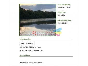https://www.gallito.com.uy/venta-campo-941-has-agricolas-ganaderas-treinta-y-tres-inmuebles-19851388